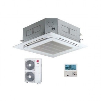 Aire acondicionado Cassette LG 8600 frigorías UT36MN2+UU36WU02