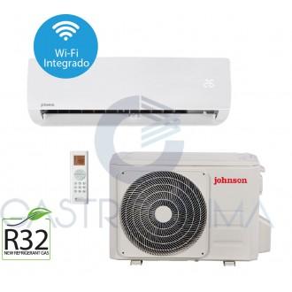 Aire acondicionado  2.200 Frigorías Johnson Split WIFI R32Wi-Fi