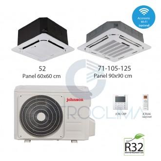 Cassette Clase A++ 8600 frigorías Inverter Johnson Electra DBC036