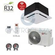 Aire acondicionado EAS ELECTRIC ECM105VRK Cassette 9000 frigorias
