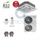 Aire acondicionado EAS ELECTRIC ECM140VRK Cassette 12000 frigorias