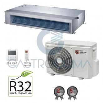 Aire acondicionado EAS ELECTRIC EDM90VRK Conductos 7500 frigorias R32