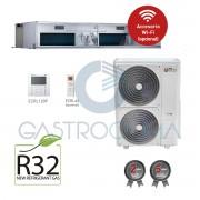 Aire acondicionado EAS ELECTRIC EDM125VK Conductos 10750 frigorias R32