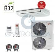 Aire acondicionado EAS ELECTRIC EFM170YK Suelo techo 14000 frigorias R32
