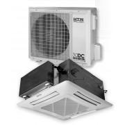 Aire acondicionado cassete 12000 frigorías HTW-C9T3-140L01
