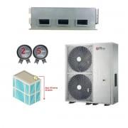 Aire acondicionado conductos  EAS ELECTRIC Alta Presion 34400 frigorias
