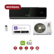 Aire acondicionado Split EAS ELECTRIC BLACKART25 Wifi