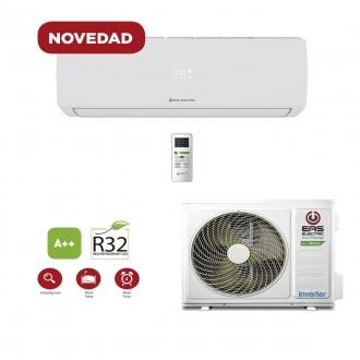 Aire Acondicionado Split 3000 frigorías Eas Electric BASIC35