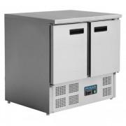 Mesa Refrigerada Compacta GN1/1 Eco 900X700X880h mm 2 puertas U636