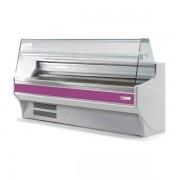 Vitrinas Refrigeradas Cristal Recto 1055X800X1230h mm con reserva VE-8-10-R-CR