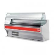 Vitrinas Refrigeradas Cristal Curvo 1055X940X1231h mm con reserva VE-9-10-C-CR