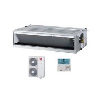 Aire acondicionado Conductos LG 8600 frigorías UM36N24+UU36WU02