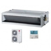 Aire acondicionado  Conductos LG UM30N14+UU30WU42