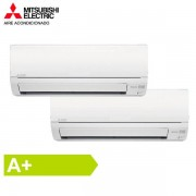 Aire acondicionado Split Mitsubishi Electric 2x1 MXZ-2HA40VF-MSZ-HR (25+35)