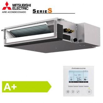 Conductos Mitsubishi electric SERIE S INVERTER 5000 frigorías SEZS-KD60VA