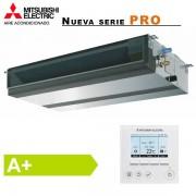 Aire acondicionado Conductos MITSUBISHI ELECTRIC MGPEZ-100VJA de 8600 frigorias