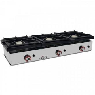 Cocina A Gas ARILEX De 2 Fuegos