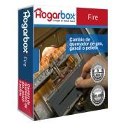 HogarBox Fire, cambio de quemador de caldera