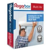 HogarBox Multi AIR 5x1, instalacion AC Multi Split 5x1