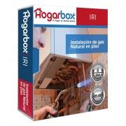 HogarBox IRI, instalación interior Gas Natural en piso