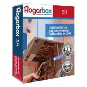 HogarBox SH, instalación Gas Natural en casa