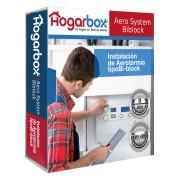 HogarBox Aero System Biblock, instalación aerotermia