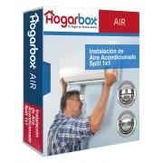 HogarBox AIR 345, instalación AC hasta 4500 frigorias