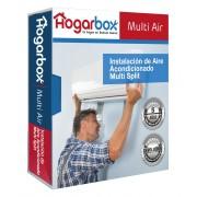 HogarBox Multi AIR 3x1, instalación AC Multi Split 3x1