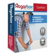 HogarBox Confort, instalación radiador