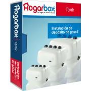 HogarBox Tank, instalación depósito de gasoil o gásoleo